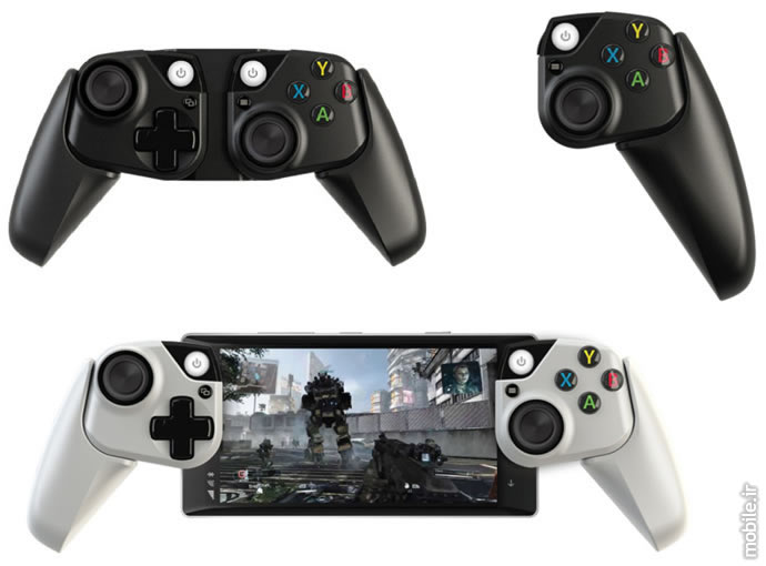 Microsofts Prototype Xbox Controllers for Phones and Tablets