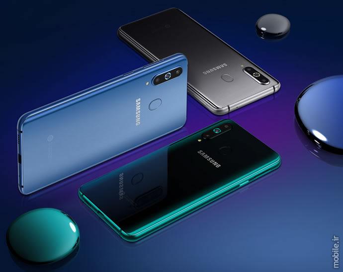 Introducing Samsung Galaxy A8s