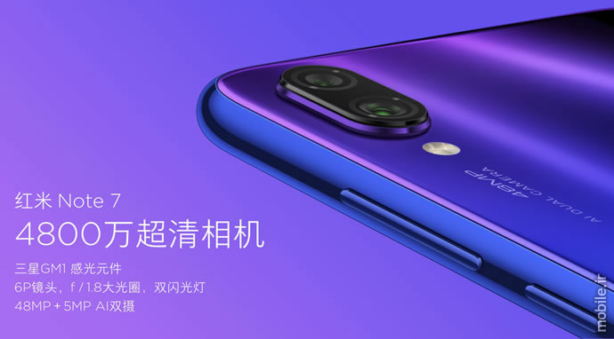 Introducing Redmi Note 7