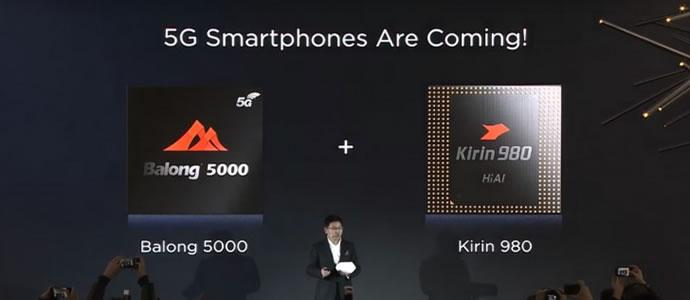 Introducing Huawei Balong 5000 5G Multi Mode Chipset