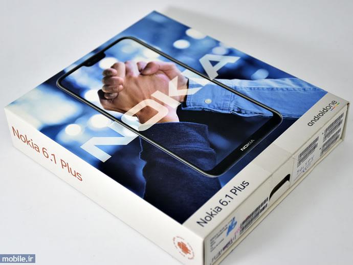 Nokia 6 1 Plus - نوکیا 6.1 پلاس