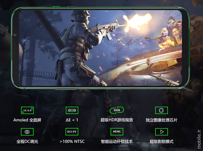 Introducing Xiaomi Black Shark 2