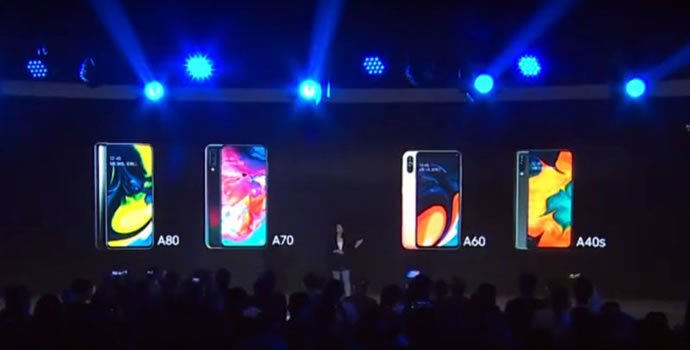 Introducing Samsung Galaxy A60 and Galaxy A40s