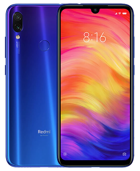 Xiaomi Redmi Note 7 - شیائومی ردمی نوت 7
