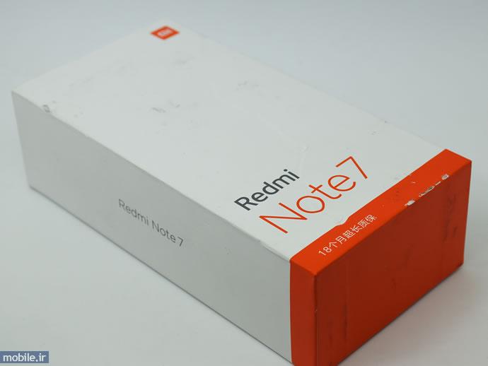 Xiaomi Redmi Note 7 - شیائومی ردمی نوت 7
