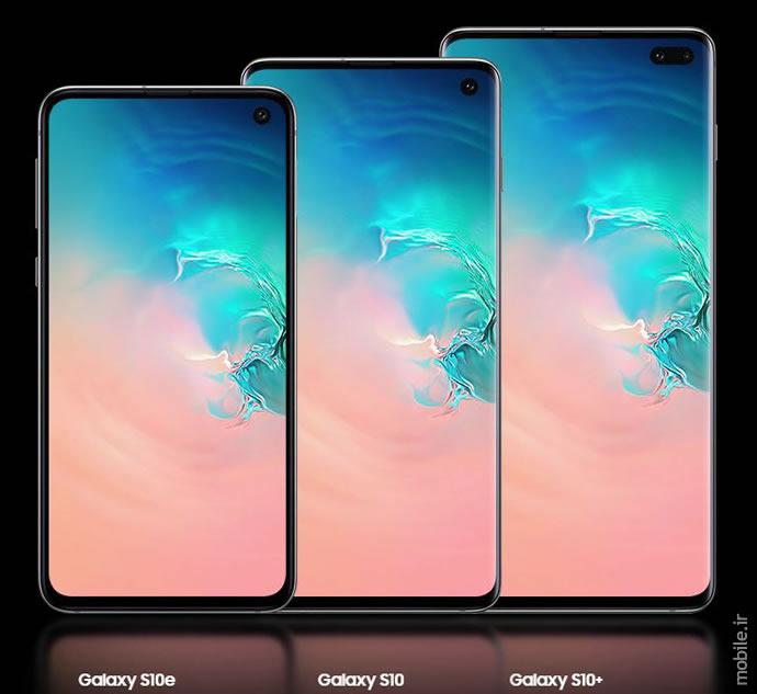 Samsung Galaxy S10 Plus Galaxy S10 and Galaxy S10e