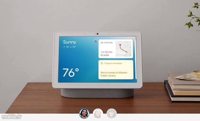 Introducing Google Nest Hub Max Smart Display