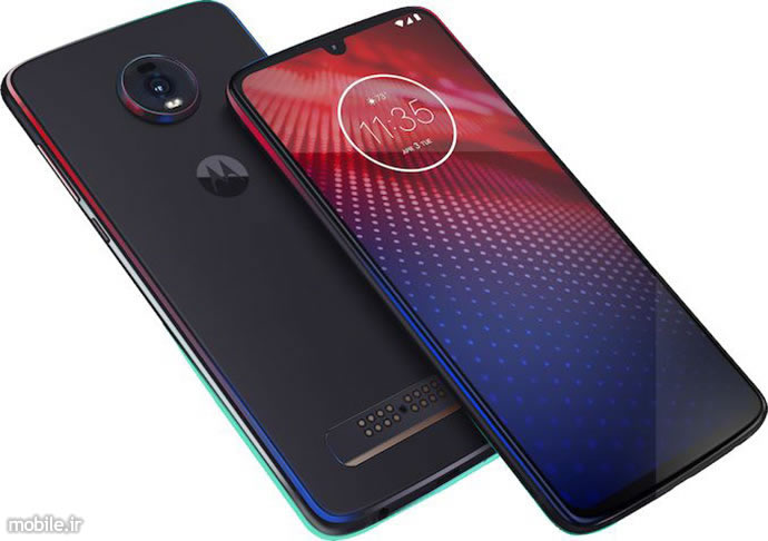 Introducing Motorola Moto Z4