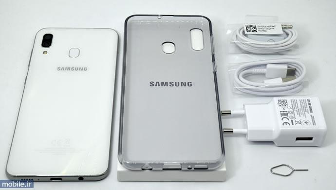 Samsung Galaxy A30 - سامسونگ گلکسی آ 30