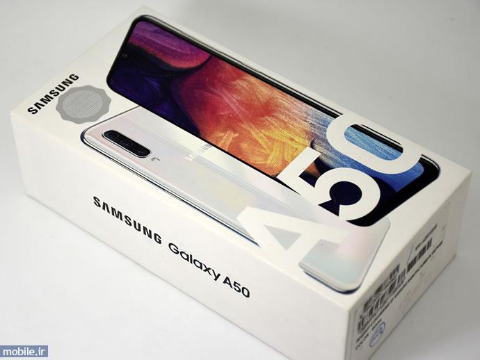 Samsung Galaxy A50 - سامسونگ گلکسی آ50