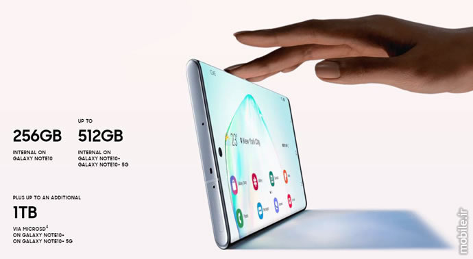 Introducing Samsung Galaxy Note10 and Note10 Plus