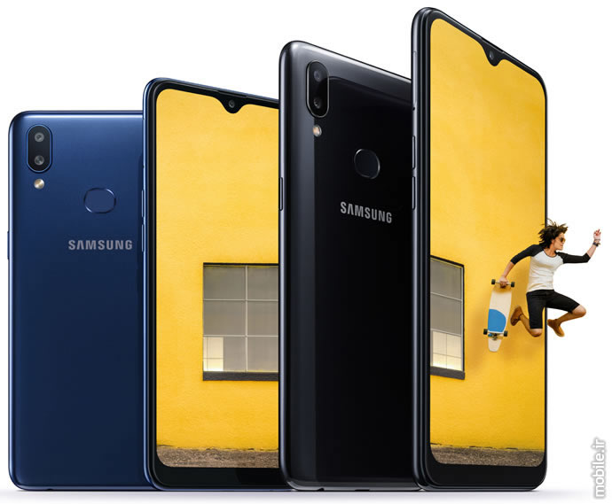 Introducing Samsung Galaxy A10s