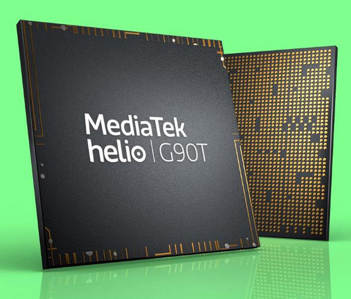 ِMediaTek helio G90T