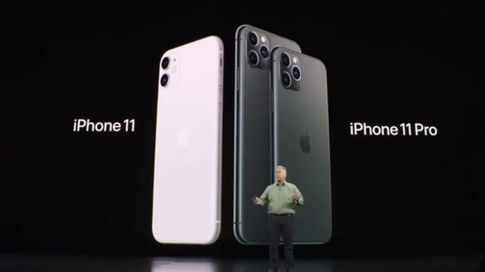 Introducing Apple iPhone 11 iPhone 11 Pro and iPhone 11 Pro Max