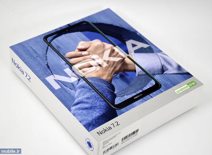 Nokia 7 2 - نوکیا 7.2