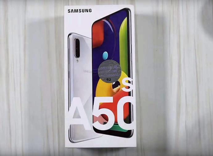 Samsung Galaxy A50s - سامسونگ گلکسی آ50 اس