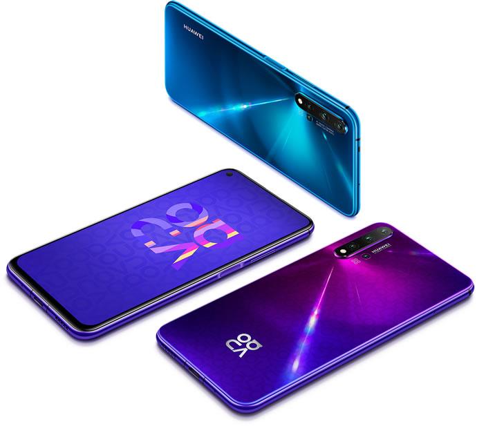 Huawei nova 5T - هواوی نوا 5تی