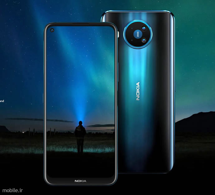 introducing Nokia 8.3 5G