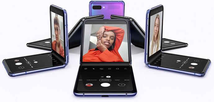 Samsung Galaxy Z Flip - سامسونگ گلکسی زد فلیپ