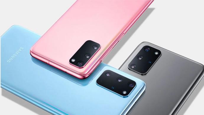 Samsung Galaxy S20 S20 Plus - سامسونگ گلکسی اس 20 اس 20 پلاس