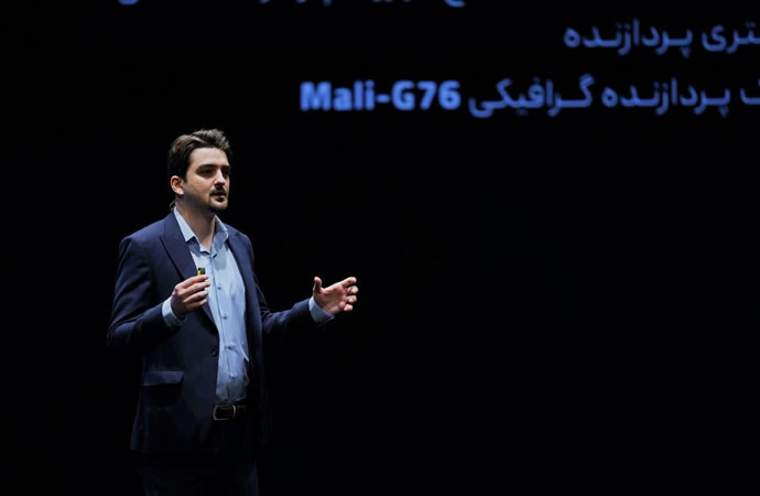 huawei p40 pro launch ceremony in iran04