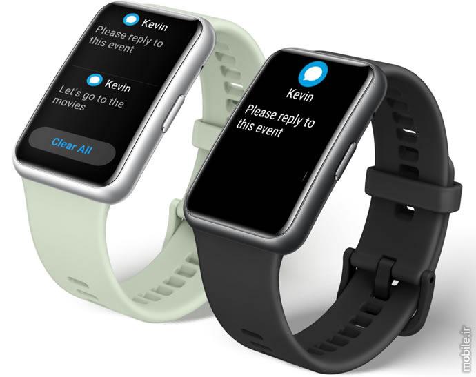 Watch Fit—ساعة هواوي الذكية الجديدة بشاشة مستطيلة وسعر معقول, الملك التقني