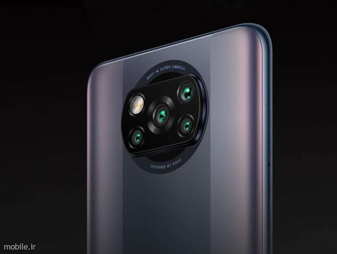 Xiaomi POCO X3 Pro M2102J20SG Dual SIM 128GB And 6GB RAM Mobile Phone