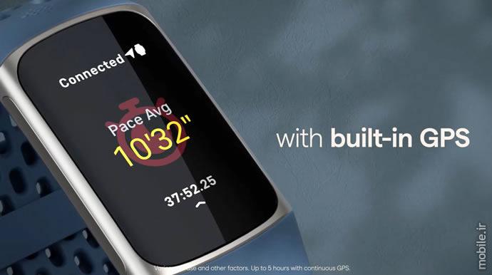 مميزات سوار Charge 5Fitbit الجديد   مواصفات سوار Charge 5Fitbit, الملك التقني