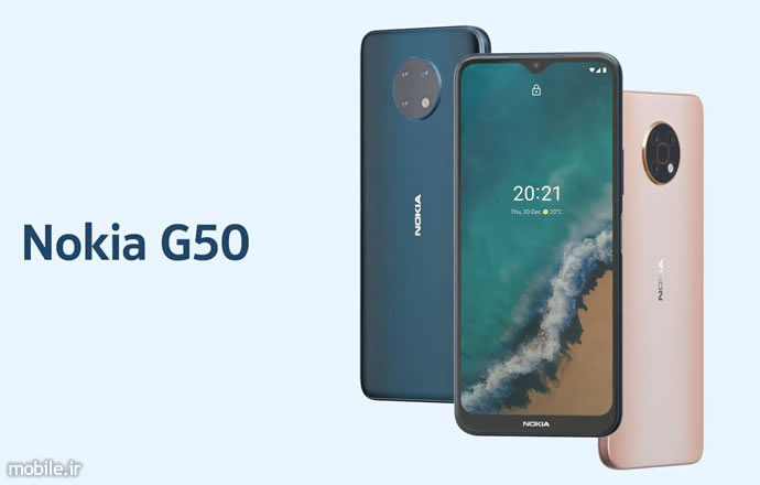 مواصفات وسعر هاتف Nokia G50—الجيل الخامس الرخيص مع Snapdragon 480, الملك التقني