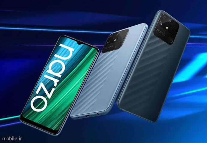 مواصفات وسعر هاتف Narzo 50A narzo 50i—هاتف Realme الجديد, الملك التقني